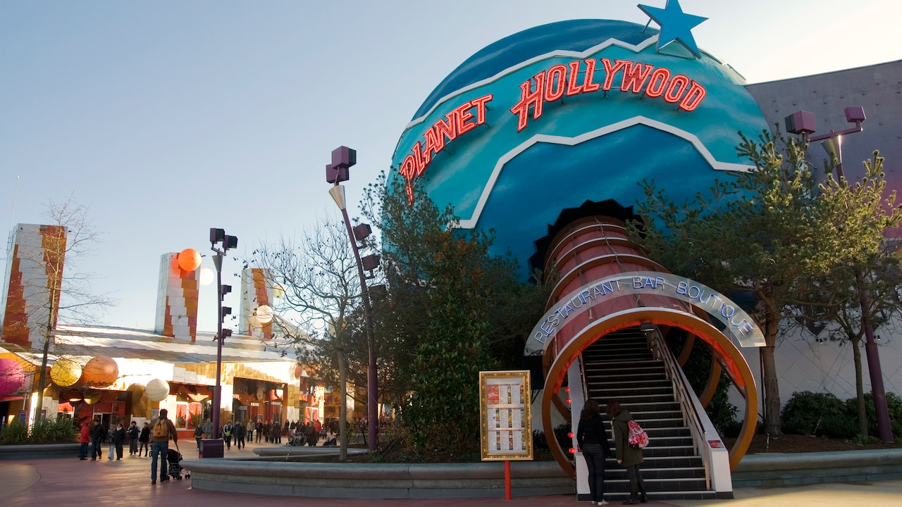 Boutique Planet Hollywood