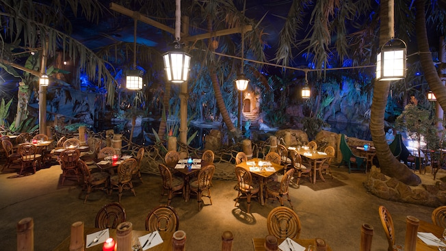 Captain Jack's - Restaurant Pirates